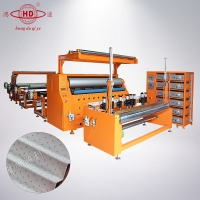 Ultrasonic Air Filter Material Bonding Machine,Automatic Carbon Filter Media Laminating Machine,Filt